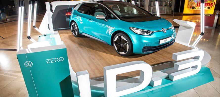 To νέο ηλεκτρικό Volkswagen ID.3 έφτασε Ελλάδα-Πού μπορείτε να το δείτε από κοντά;