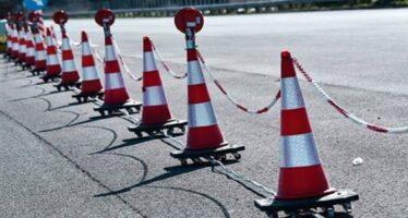 Κυκλοφοριακές ρυθμίσεις την Κυριακή στην οδό Βασ. Γεωργίου Β΄