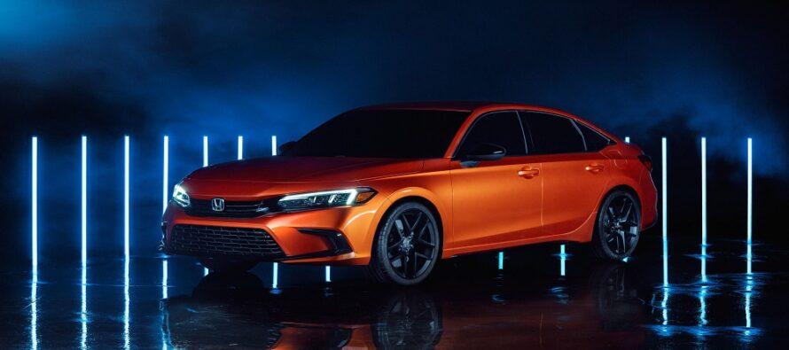 Το νέο Honda Civic ακονίζει τα βλέμματα (video)
