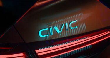 Η Honda «δειγματίζει» το νέο Civic (video)