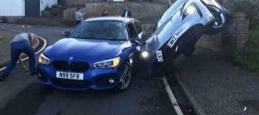 Το χειρότερο παρκάρισμα με Porsche (video)