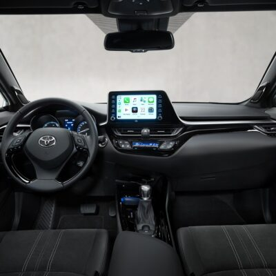 Toyota C-HR GR Sport (12)