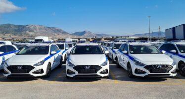 Ξεκινούν περιπολίες στη Θεσσαλία τα Hyundai i30