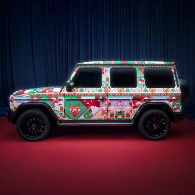 Mercedes Christmas (9)