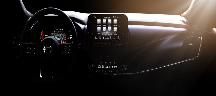 Δείτε από μέσα το νέο Nissan Qashqai