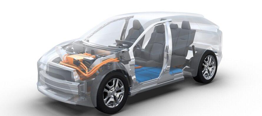 Toyota: Μπήκαν τα θεμέλια για το πρώτο της ηλεκτρικό SUV (video)
