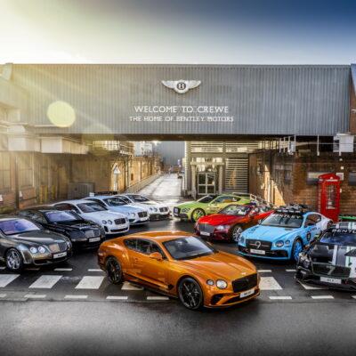 Bentley Continental GT (1)