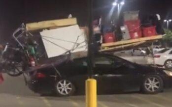 Γιατί να πληρώσεις φορτηγό; Μεταφορές-μετακομίσεις με Honda Accord (video)