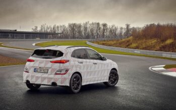 To πρώτο SUV της Hyundai που θα έχει γκάζια (video)
