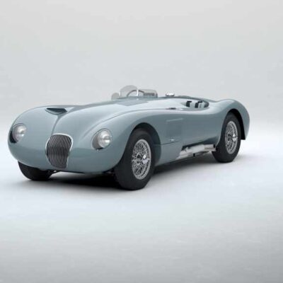 Jaguar C-Type (10)