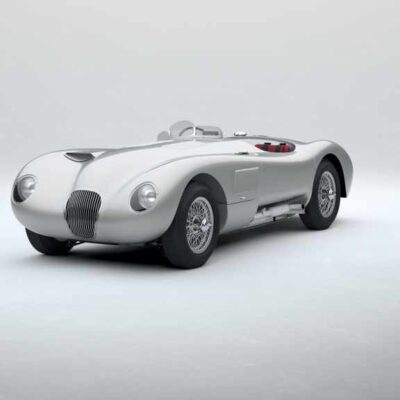 Jaguar C-Type (11)
