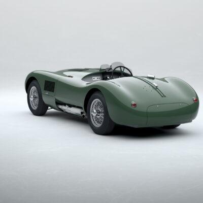 Jaguar C-Type (2)