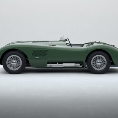 Jaguar C-Type (3)