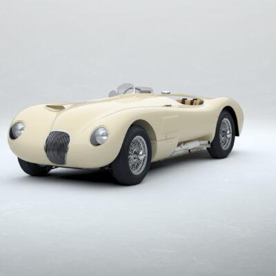 Jaguar C-Type (4)