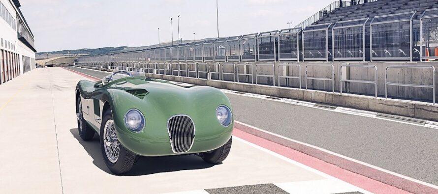 Οι Jaguar C-Type του 1951 και του 2022 θα είναι ολόιδιες!