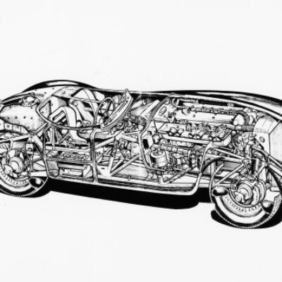 Jaguar C-Type (6)