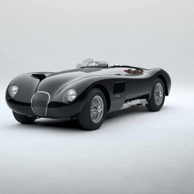Jaguar C-Type (8)
