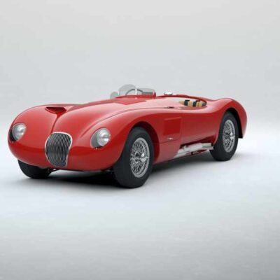 Jaguar C-Type (9)