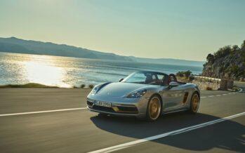 Χρόνια πολλά Porsche Boxster για τα 25α γενέθλια σου! (video)