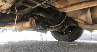 Δυο συλλήψεις για 25 κλοπές καταλυτών από σταθμευμένα αυτοκίνητα