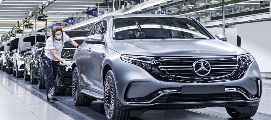 Πόσες Mercedes κατασκευάστηκαν σε 75 χρόνια;