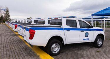 Mε καρότσα τα νέα περιπολικά της Ελληνικής Αστυνομίας