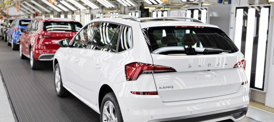 Πόσα εκατομμύρια SUV έχει κατασκευάσει η Skoda;