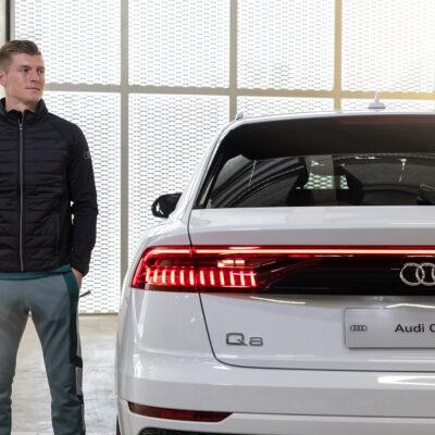 New company cars Real Madrid