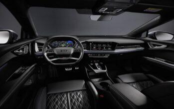 Ξεχειλίζει τεχνολογία το εσωτερικό του νέου Audi Q4 E-Tron