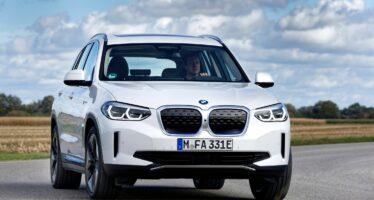 Πόσο κοστίζει στην Ελλάδα το πρώτο ηλεκτροκίνητο SUV της BMW;