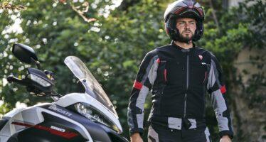 Ducati: Γιλέκο με ενσωματωμένο αερόσακο για μοτοσικλετιστές (video)