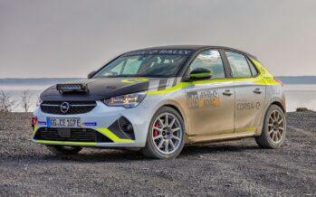 Γκαζώνει και μας πορώνει το ηλεκτρικό Opel Corsa-e Rally! Ακούστε το! (video)