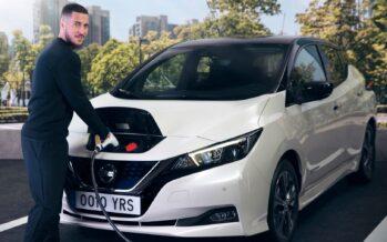 Ποδοσφαιριστής της Ρεάλ Μαδρίτης μας εκπλήσσει με το εναλλακτικό του αυτοκίνητο (video)