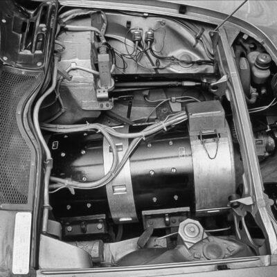 Opel Elektro GT, Bosch-Antriebsmotoren (1971)