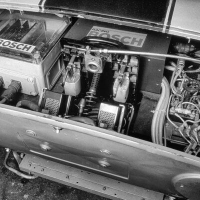 Opel Elektro GT, Steuerelektronik (1971)