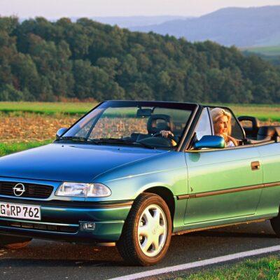 Opel Astra Cabrio (1994-2000)