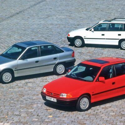 Opel Astra F (1992)