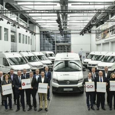 Volkswagen e-Crafter (1)