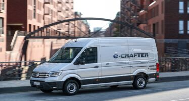 Ξεχάστε τα ντουμάνια από εξατμίσεις φορτηγών-Ήρθε το νέο ηλεκτρικό Volkswagen e-Crafter