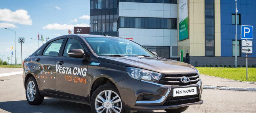 Καινούργιο Lada με φυσικό αέριο και τιμή μόνο 9.000 εύρω!