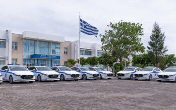 Κυκλοφορούν και οπλοφορούν τα νέα περιπολικά Mazda 6 της Ελληνικής Αστυνομίας