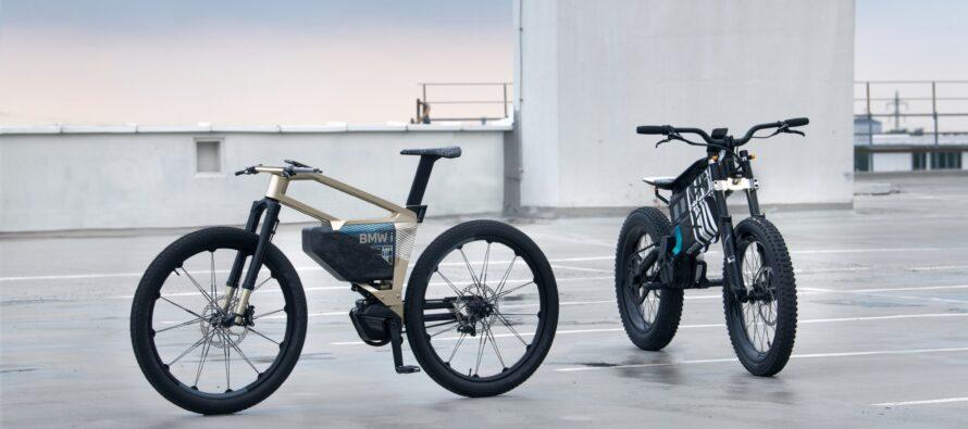 Υπερσύγχρονο ηλεκτρικό ποδήλατο της BMW με μέγιστη ταχύτητα 60 χλμ./ώρα
