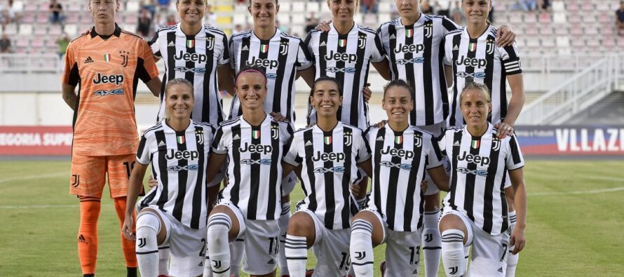 Ποδόσφαιρο, Jeep και οι τρομερές γυναίκες της Juventus!