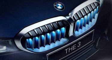 Φωτισμός στη μάσκα της BMW! Εντυπωσιακό ή κιτς;