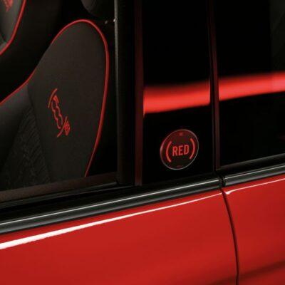 Fiat 500 RED (2)