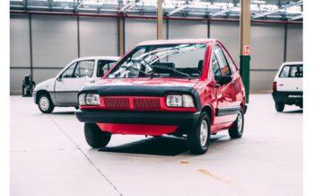 Μικρό τερατάκι ετών 49! Το πρώτο ηλεκτρικό αυτοκίνητο πόλης της Fiat