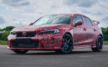 Πάρτε μια δόση του νέου Honda Civic Type R! Έρχεται με περισσότερους ίππους