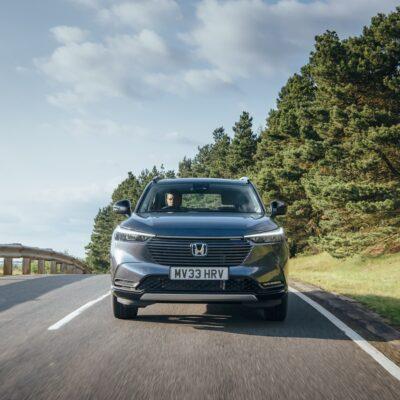 21YM Honda HR-V e:HEV