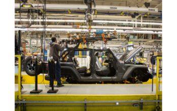 Λεφτά με το τσουβάλι ρίχνονται για το αυτόματο κιβώτιο των Jeep
